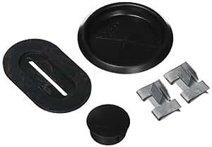 Hayward HAXPHK1930 - Kit de accesorios de plástico para calentador de piscina Hayward H-Series Ed1 y Ed2