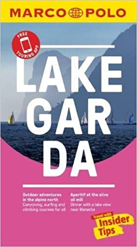 Lake Garda Marco Polo Pocket Travel Guide - with pull out map ...