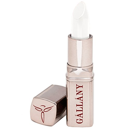 Gallany Cosmetics Creme Satin Frosted Lipstick, Hydrates Lips, Wears Like Lip Balm, Cruelty-Free, Made in USA (Marshmallow) (Best Lipstick Brand In Usa)