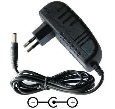 CARGADOR ESP ® Cargador Corriente 19V Compatible con Reemplazo Aspirador Robot Conga Cecotec Conga 1190 Gyro Model 05133 Recambio Replacement: Amazon.es: Electrónica