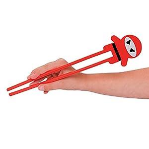 Ninja Fighting Chopsticks from ThinkGeek - YouTube