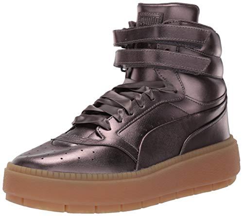 PUMA Women's Platform Trace WN's Sneaker Quiet Shade, 7.5 M US