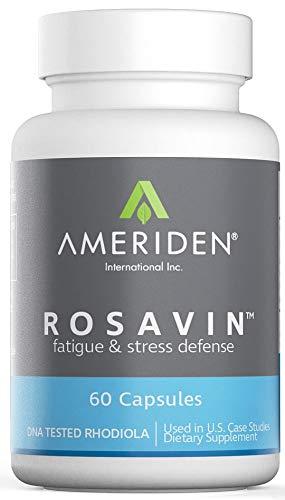 Rosavin -Siberian Rhodiola rosea 60 V-capsules 100mg For Sale