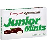 Junior Mints, 4oz packages (Pack of 12) Review