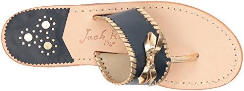 Rogers Sandal Gold Adeline Women's Jack Midnight Dress 8gFwP1BFxq