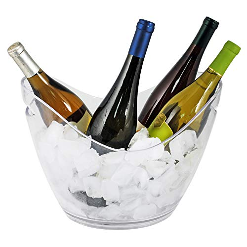 Acrylic Drink - True 2212 Chill Modern Ice Bucket, Set of 1