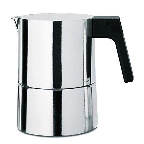 Piero Lissoni Pina Espresso Coffee Maker Size: 5.91'' by Alessi