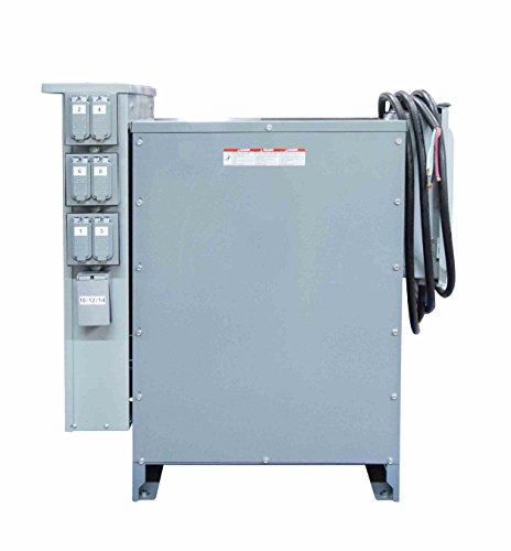 225 KVA Stationary Power Distribution Panel - 480V to 208Y/120V 3PH - 800A Breaker Disconnect ()