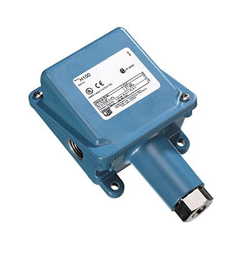 (United Electric Controls H100-612 Pressure Switch 125/250/480Vac)