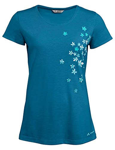 VAUDE Damen T-shirt Women's Skomer Print T-Shirt