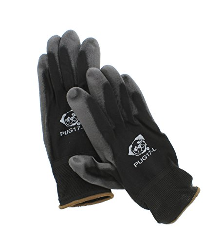 pug gloves extra large - 2