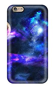 Fashionable Style Case Cover Skin For Iphone 6- Space Art