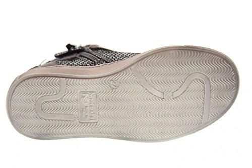 baskets chaussures GIARDINI junior 137 antracite NERO A732490F Anthracite Grigio qCBtny
