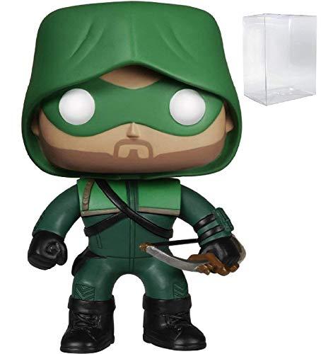 Funko Pop! TV: Arrow - The 'Hood' Vinyl Figure (Includes Pop Box Protector Case) (Arrow Green Smallville)