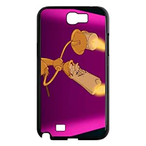 Samsung Galaxy N2 7100 Cell Phone Case Black Disneys Beauty and the Beast 048 YW5963593