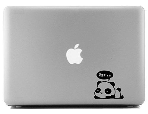 Vinyl Panda (Sleeping Dreaming Panda Decorative Laptop Skin Decal)