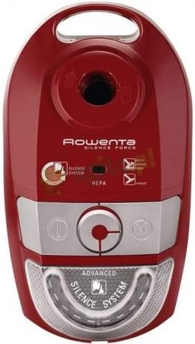 Rowenta Silence Force, 2200 W, 4.5 L, Rojo, 69 Db - Aspirador ...