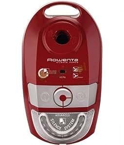 Rowenta Silence Force, 2200 W, 4.5 L, Rojo, 69 Db - Aspirador