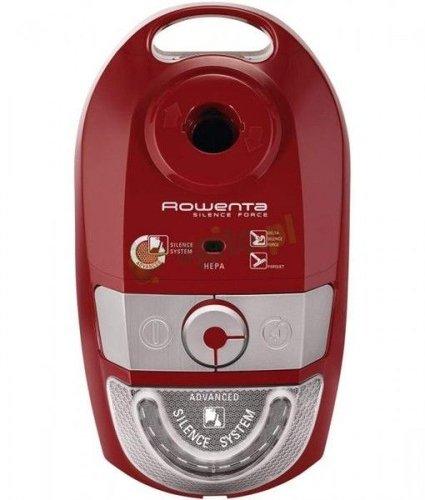 Rowenta Silence Force, 2200 W, 4.5 L, Rojo, 69 Db ...