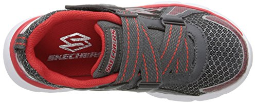 Little Sneaker Big Up Kids Start Athletic Skechers Red Kid Kid Charcoal Rive HZqTWY