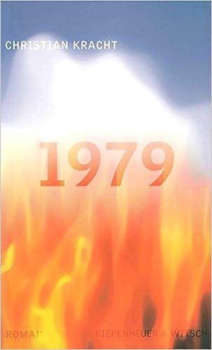 Christian Kracht: 1979