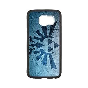 Custom Big Triforce The Legend of Zelda Logo Skin For Samsung Galaxy S6