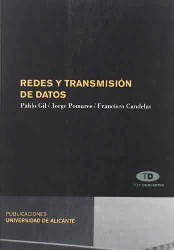 Descargar Libro Redes Y Transmisión De Datos Pablo Gil Vázquez