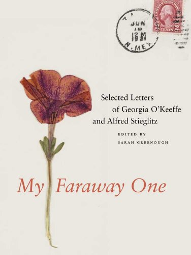 """My Faraway One - Selected Letters of Georgia O'Keeffe and Alfred Stieglitz"" av Sarah Greenough"