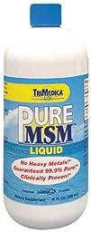 Trimedica - Msm Liquid, 16 fl oz liquid