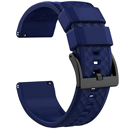 22mm Silicone Watch Bands Compat...
