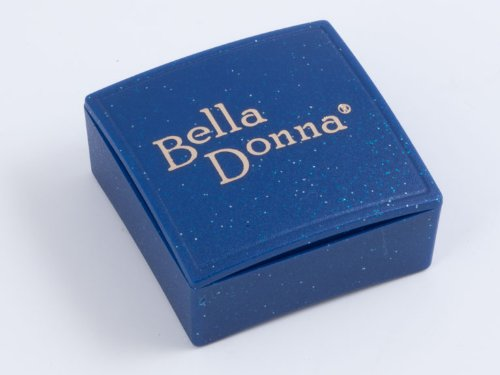 Bella Donna-Boucles d'Oreilles Créoles 375bicolore-8077ohr4b