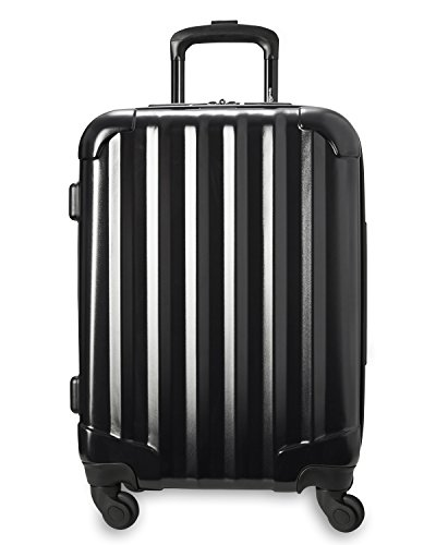 genius-pack-21-aerial-hardside-carry-on-luggage-spinner-smart-organized-lightweight-suitcase-jet-bla
