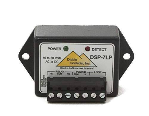 Diablo Controls DSP-7 LP Vehicle Loop Exit Safety Sensor Detector