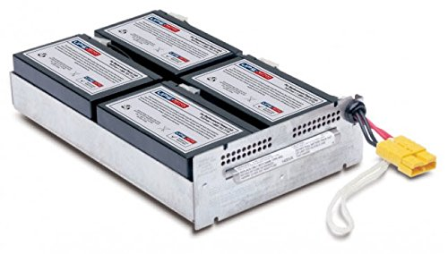 APC UPS Replacement Battery Cartridge for APC UPS Model SMT1500RM2U (APCRBC133)