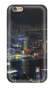 Everett L. Carrasquillo's Shop For Iphone 6 Protector Case Dark Knight City Phone Cover 7354633K73744992