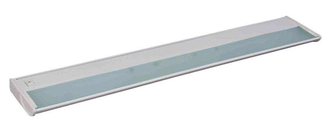 Five Light White Undercabinet Strip (Min-6)