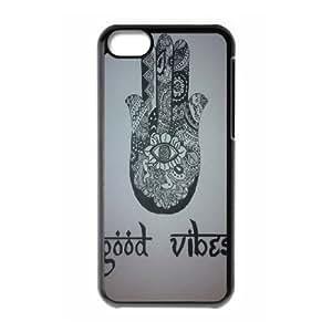 linJUN FENGEvil Eye Hamsa Brand New Cover Case for iphone 5/5s,diy case cover ygtg610510