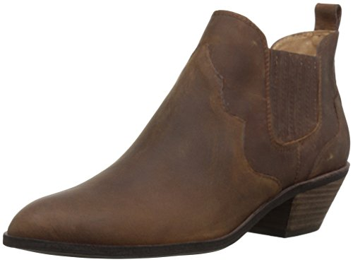 G.H. Bass & Co. Women's Naomi Chelsea Boot, Brown, 9 M ()