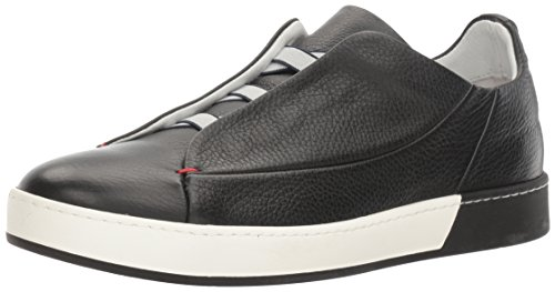 - Bacco Bucci Men's Pinto Fashion Sneaker, Black, 8.5 D US
