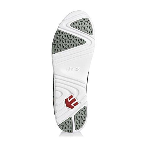 da Etnies Uomo Skateboard Red Navy Grey Scarpe Scout xCqwP6Z
