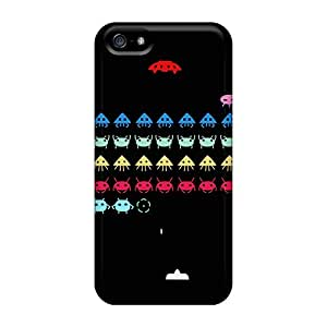 [ikE13893lztb]premium Phone Cases For Iphone 5/5s/ Space Invaders Cases Covers