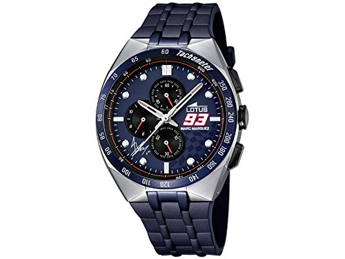 Lotus reloj hombre Sport Marc Marquez cronógrafo 18236/1: Amazon.es: Relojes