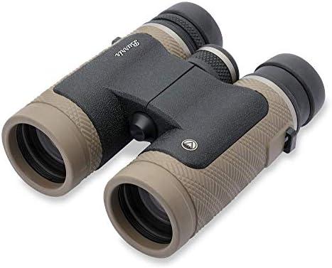 Burris Optics Burris Dropline 10x42mm Roof Prism Sand Binoculars, Tan 300291