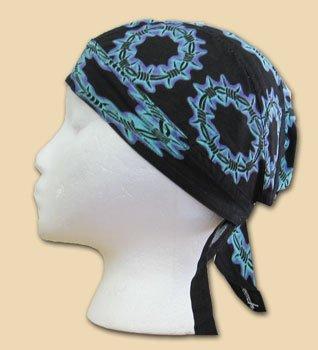 Flagline Tribal Barbed Wire - Novelty Ezdanna Headwrap