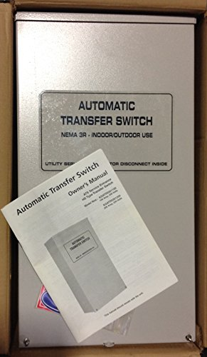 sfer Switch 100A - NEMA 3R - Indoor/Outdoor - HS Type (100a Automatic Transfer Switch)