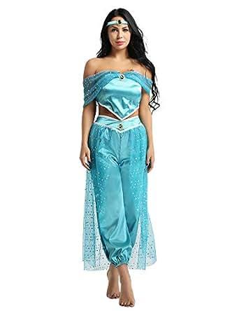 Amazon.com: iiniim Women's Gilrs Belly Dancer Genie
