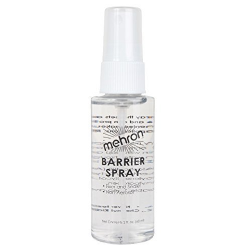 (mehron Make-Up Fixer And Sealer 60Ml - Barrier Spray - Stage - Wedding)