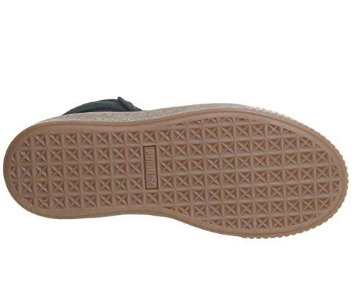 Vikky Puma Lthr Nero Donna P Platform Sneaker PTq4Tdw
