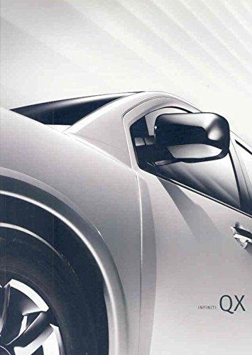 2007 Infiniti QX56 SUV Prestige Brochure