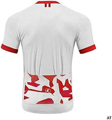 Uglyfrog Color de la Bandera con Camuflaje Ropa Ciclismo MTB, Maillot sin Manga, Hombre Camiseta Verano de Ciclistas Equipacion Ciclista Triatlon Ropa: Amazon.es: Deportes y aire libre